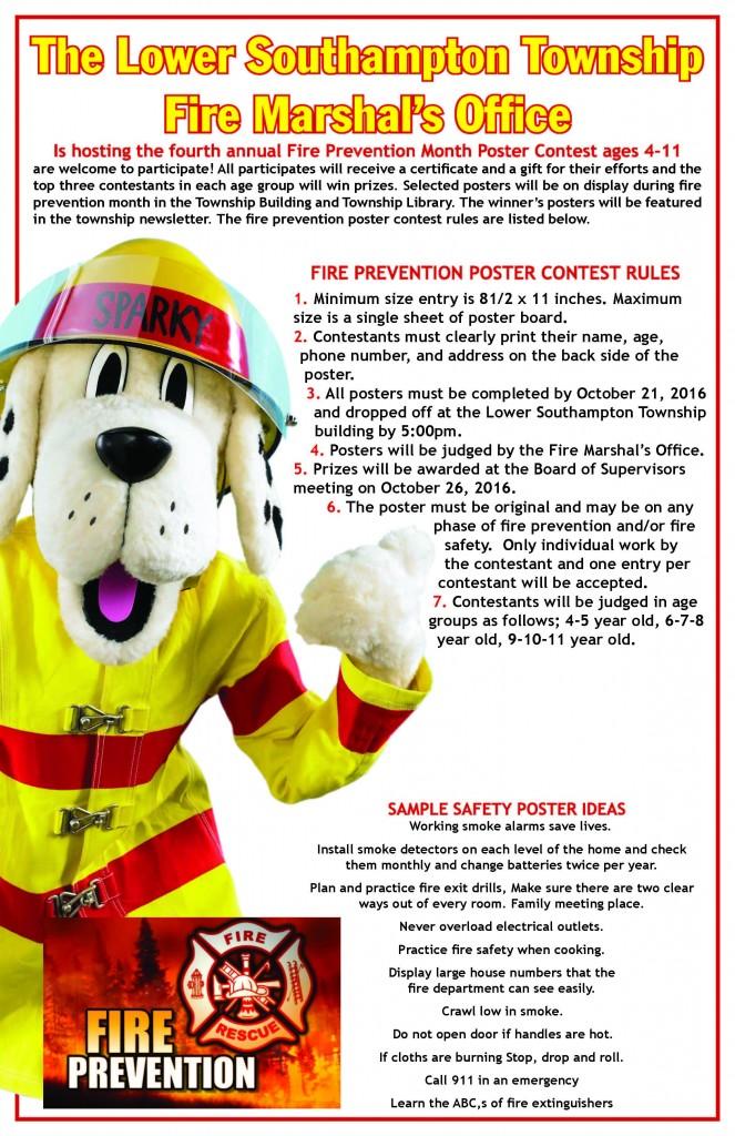 Fire Prevention Essay