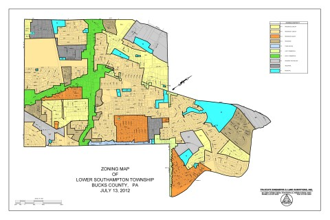 NEW ZONING MAP-24 x 36