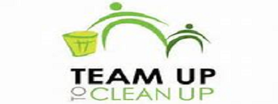 team up to clean up